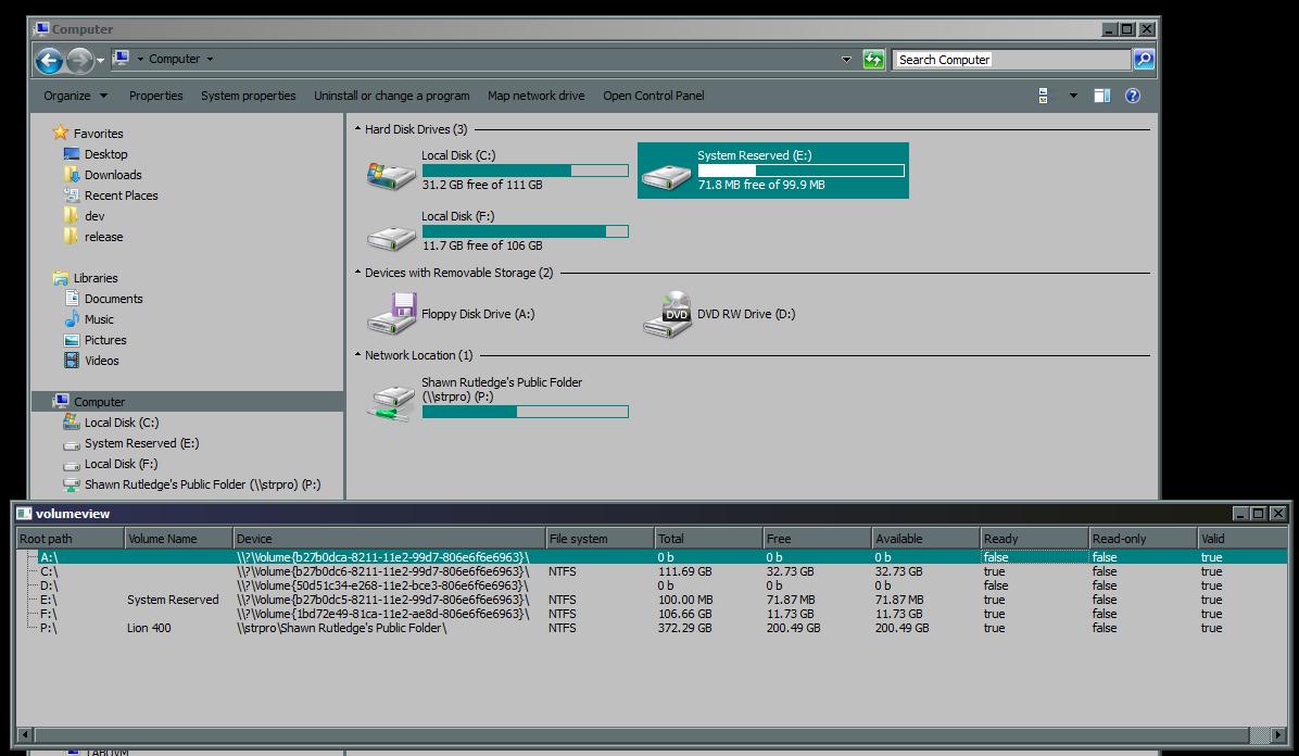 Change Ibf9c2e6b: Add the QStorageInfo class | codereview qt